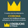 Great awards from ViniBuoni d'Italia and Merano Wine Festival