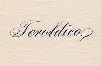 Etichetta Teroldego 1890