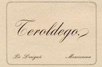 Etichetta Teroldego 1908