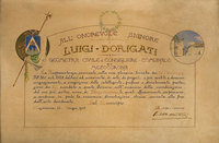 Onorevole Luigi Dorigati